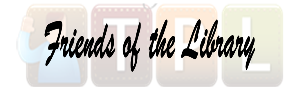 Friends of the Library Banner