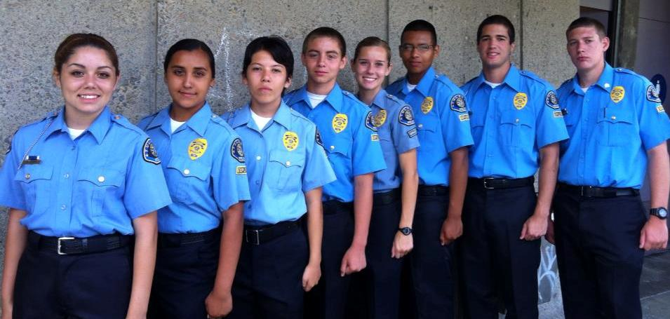 Tulare Police Explorer Program | City of Tulare, CA