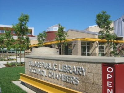 New Tulare Public Library