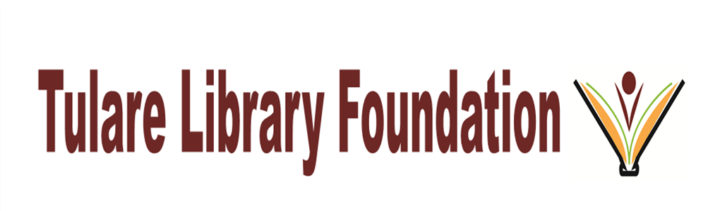 Tulare Libray Foundation Banner
