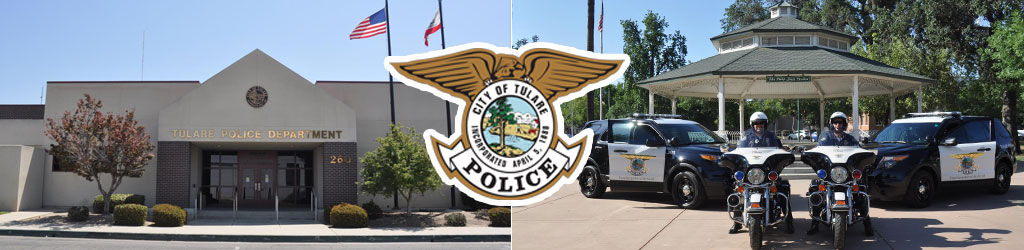 Police | City of Tulare, CA