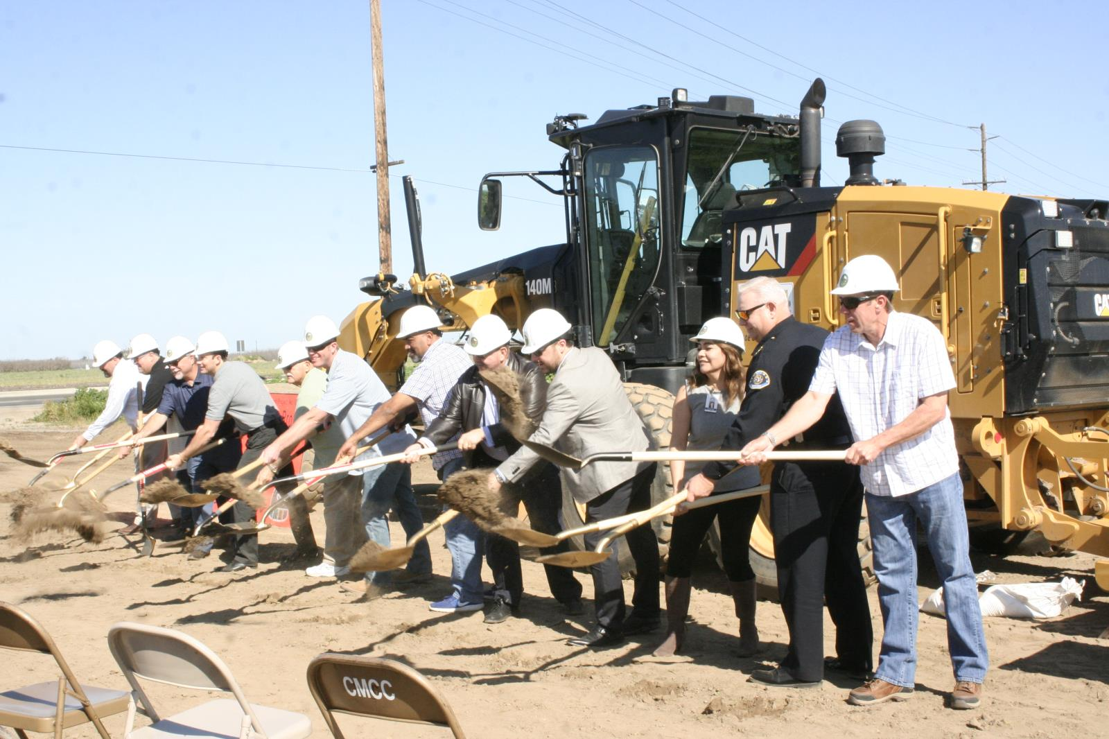 Cartmill Groundbreaking Ceremony