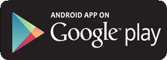 The Library app is also available through the Google Play app store